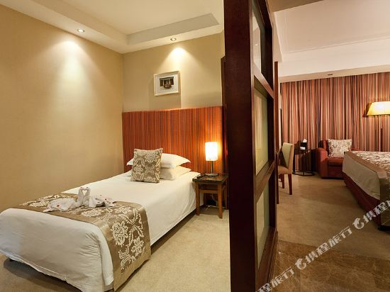 杭州馬可波羅濱湖酒店(Merchant Marco Edgelake Hotel)家庭房