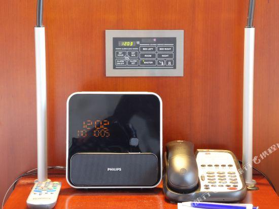 香港諾富特世紀酒店(Novotel Century Hong Kong)商務客房