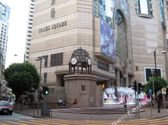 香港華麗銅鑼灣酒店(原香港華麗精品酒店)(Best Western Hotel Causeway Bay)其他
