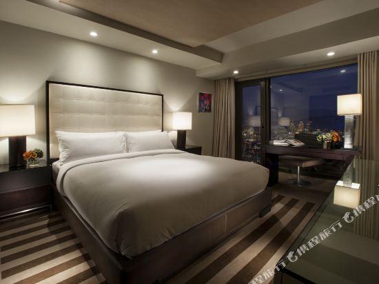 百樂達斯釜山酒店(Paradise Hotel Busan)本館城景精緻套房