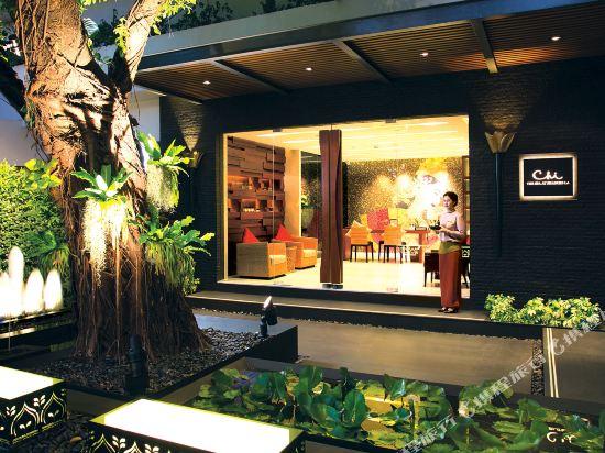 曼谷香格里拉大酒店(Shangri-La Hotel Bangkok)SPA