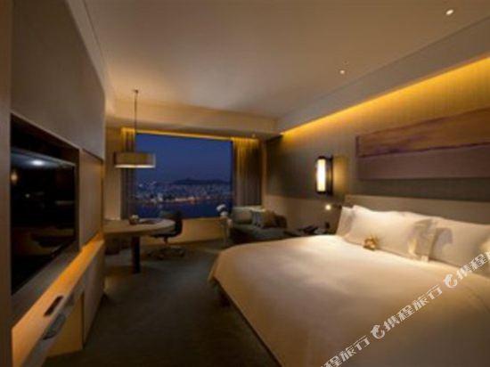 韓國首爾國際金融中心康萊德酒店(Conrad Seoul IFC Korea)無障礙豪華房