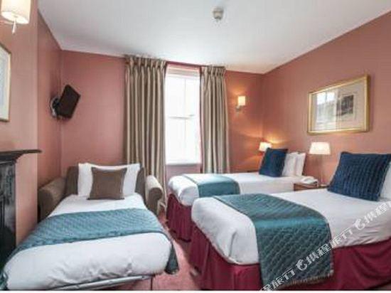 倫敦賈德酒店(Judd Hotel London)三人房