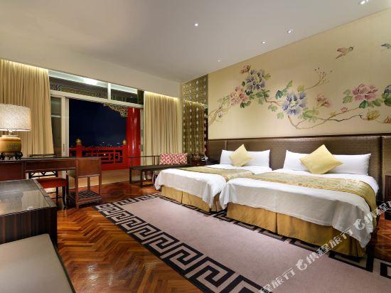 台北圓山大飯店(The Grand Hotel)菁英商務客房雙人房032