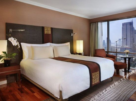 曼谷鉑爾曼G酒店(Pullman Bangkok Hotel G)行政套房