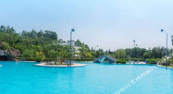 佛山碧桂園度假村(Country Garden Holiday Resort)全景