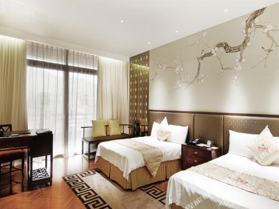 台北圓山大飯店(The Grand Hotel)菁英商務客房雙人房(雙床)