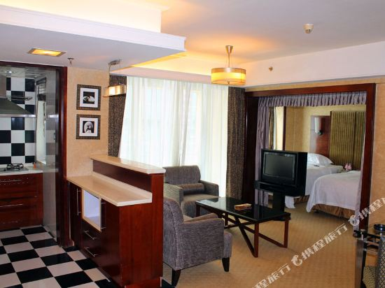 深圳999丹楓白露酒店(999 Royal Suites & TowersShenzhen)標準雙床套房
