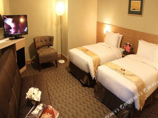 首爾天空花園酒店明洞中心店(Hotel Skypark Central Myeongdong Seoul)轉角套房