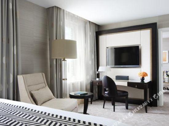 温哥華瑰麗酒店(Rosewood Hotel Georgia)帶2張雙人床的高級雙人間