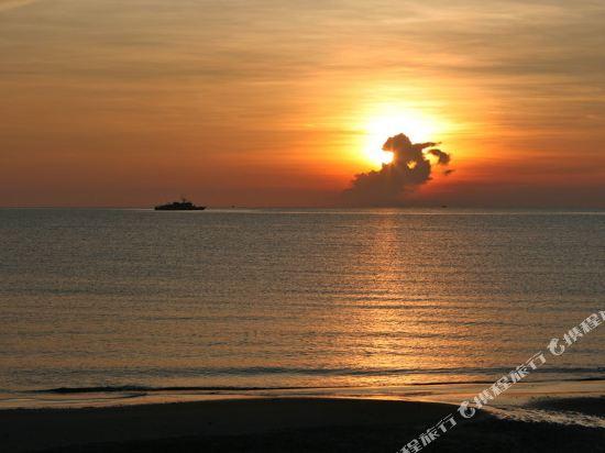 皇家華欣海灘度假酒店(The Imperial Hua Hin Beach Resort)眺望遠景