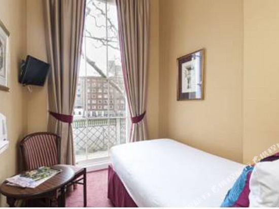 倫敦賈德酒店(Judd Hotel London)單人房