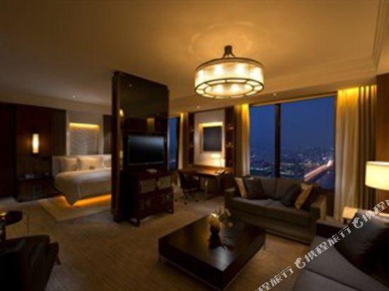 韓國首爾國際金融中心康萊德酒店(Conrad Seoul IFC Korea)閣樓套房