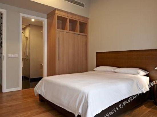 吉隆坡帝苑酒店(Hotel Istana Kuala Lumpur)兩室套房