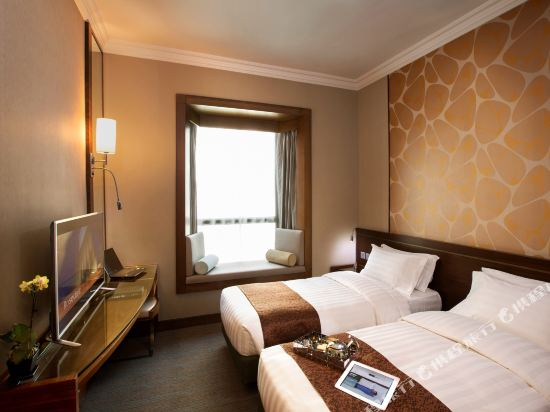 香港珀麗酒店(Rosedale Hotel Hong Kong)豪華客房