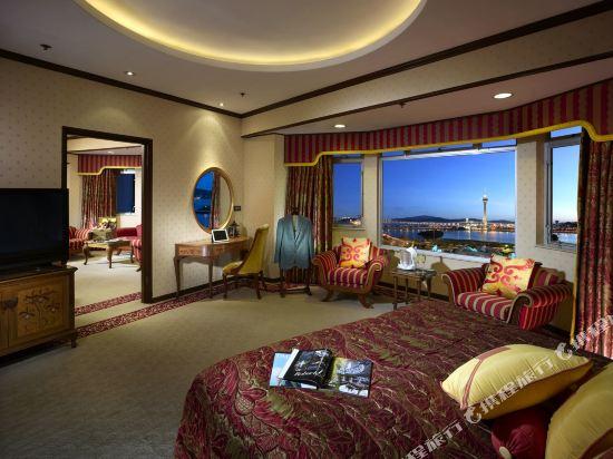 澳門葡京酒店(Hotel Lisboa)尊尚套房