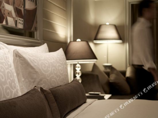 曼谷洲際酒店(InterContinental Bangkok)行政豪華房