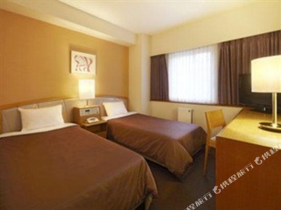 大阪新阪急酒店(Hotel New Hankyu Osaka)標準雙床間
