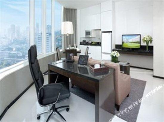 曼谷素坤逸航站 21 中心酒店(Grande Centre Point Hotel Terminal21)豪華尊貴房
