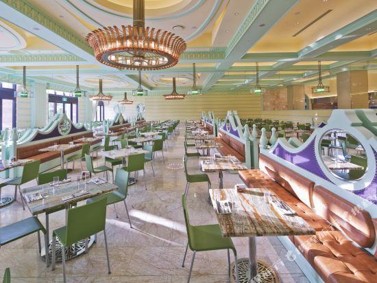台中林酒店(The Lin)餐廳