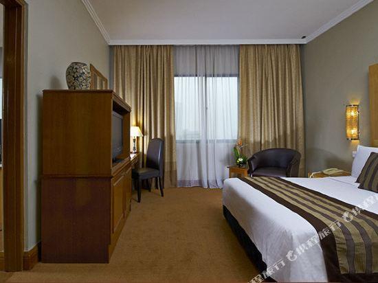 吉隆坡昂卡薩酒店(Ancasa Hotel & Spa Kuala Lumpur)豪華房 2