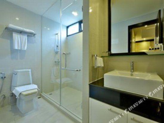 曼谷璀璨服務公寓酒店(Abloom Exclusive Serviced Apartment Bangkok)三卧室行政套房