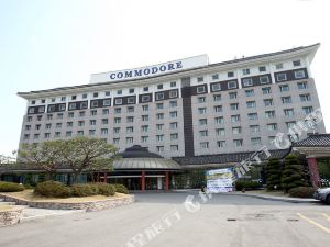 慶州海軍隊長酒店(Commodore Hotel Gyeongju)