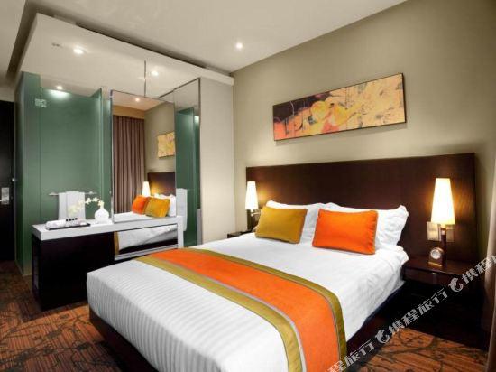 新加坡柏偉詩酒店(Park Regis Singapore)商務房(攜程直營)