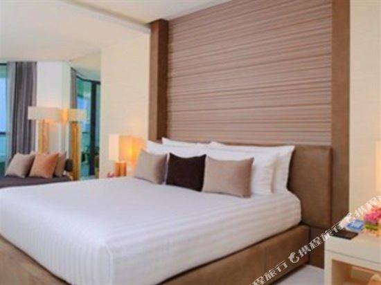 達拉海角度假酒店(Cape Dara Resort)海灘泳池別墅