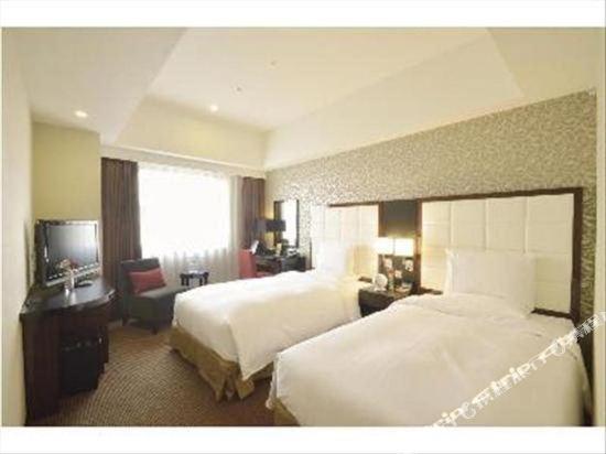 福岡皇家公園酒店(Royal Park Hotel the Fukuoka)標準雙床房