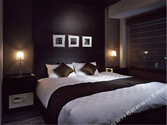 新宿王子大酒店(Shinjuku Prince Hotel)標準大床房B