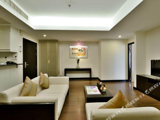 璀璨專享服務公寓(Abloom Exclusive Serviced Apartments)一居室豪華房