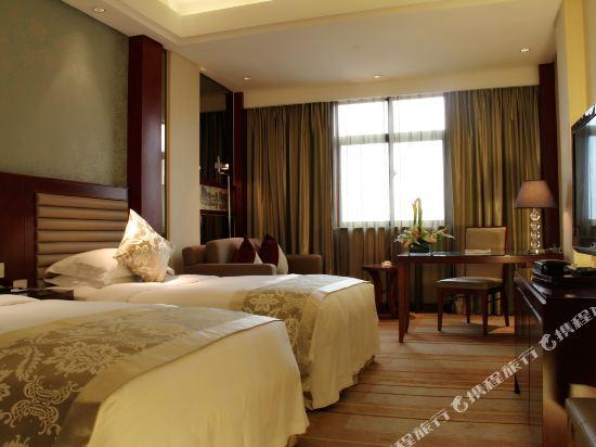 杭州中山國際大酒店(Zhongshan International Hotel)豪華商務雙床房