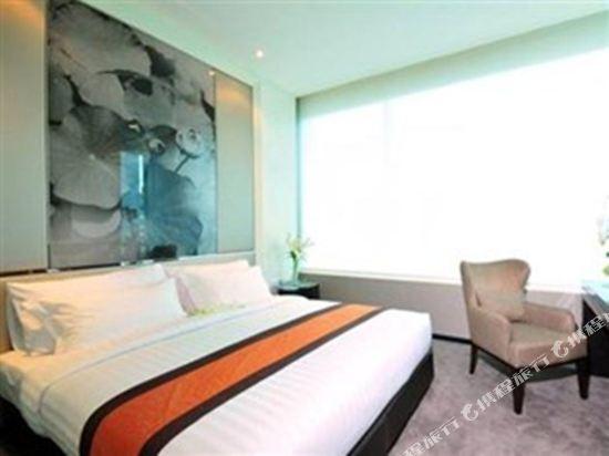 曼谷素坤逸航站 21 中心酒店(Grande Centre Point Hotel Terminal21)頂級豪華房