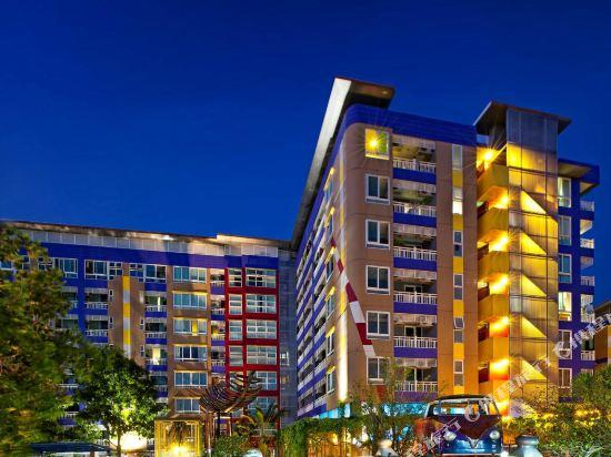 曼谷自我風格酒店(MeStyle Place Bangkok)外觀