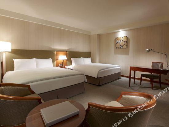 台中港酒店(Taichung Harbor Hotel)豪華家庭房
