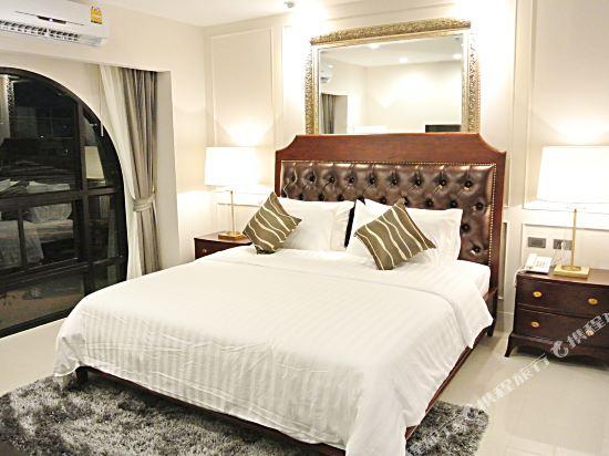 S.N.優佳酒店(SN Plus Hotel)一卧豪華套房