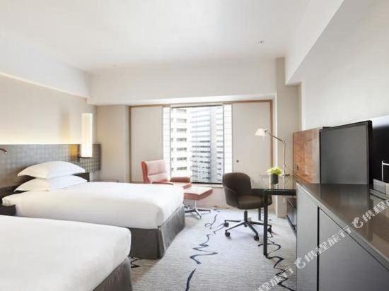 東京希爾頓酒店(Hilton Tokyo)行政塔樓套房