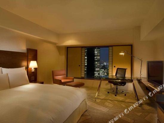 東京希爾頓酒店(Hilton Tokyo)豪華客房(特大床)