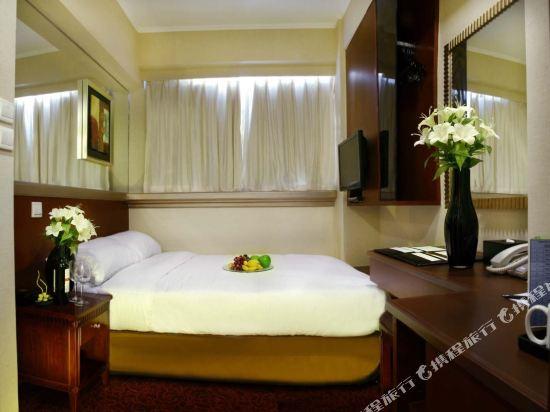 香港東方泛達酒店(Oriental Lander Hotel)標準大床客房