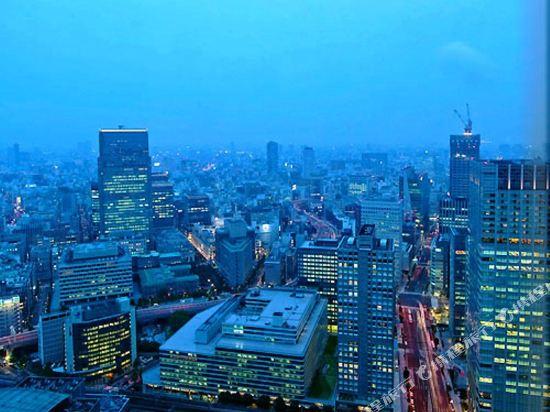 東京安縵(Aman Tokyo)眺望遠景
