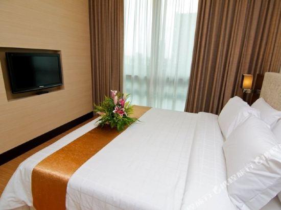 吉隆坡瑞園公寓(Swiss Garden Residences Kuala Lumpur)至尊套房