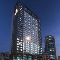 釜山皇冠海港酒店酒店預訂