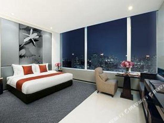 曼谷素坤逸航站 21 中心酒店(Grande Centre Point Hotel Terminal21)頂級套房