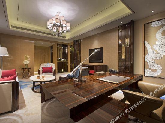 東莞萬達文華酒店豪華套房