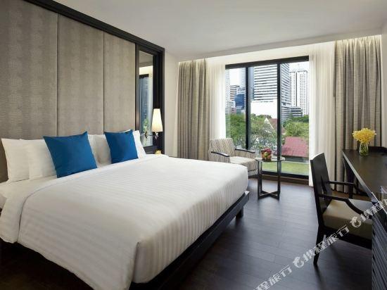 曼谷素坤逸15巷瑞享酒店(Mövenpick Hotel Sukhumvit 15 Bangkok)家庭房
