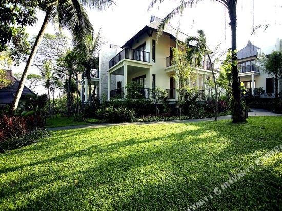 大海沙灘陽光度假酒店(Sea Sand Sun Resort and Villas)園景別墅