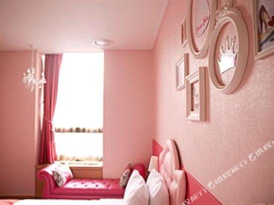 首爾天空花園酒店明洞中心店(Hotel Skypark Central Myeongdong Seoul)公主房