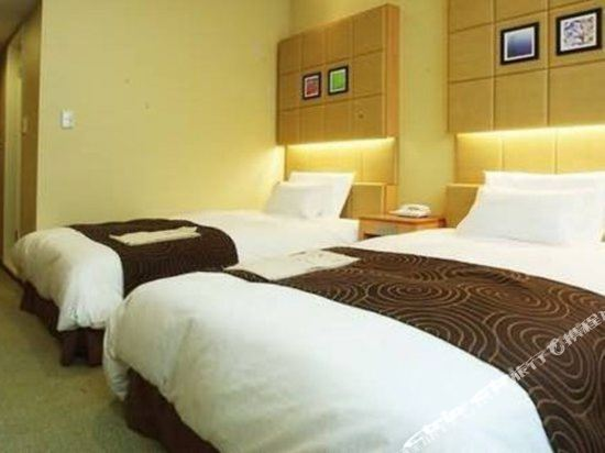 東新宿燦路都大飯店(Hotel Sunroute Higashi Shinjuku)雙床房