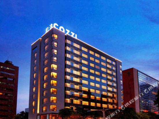 和逸飯店(台北民生館)(Hotel Cozzi Minsheng Taipei)外觀